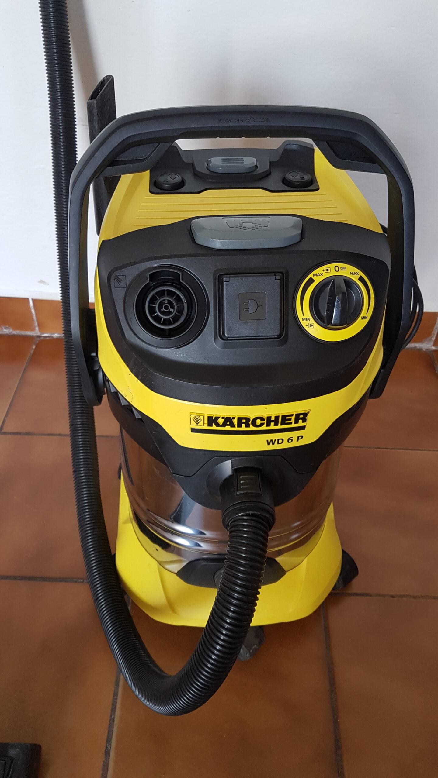 Průmyslový vysavač Kärcher