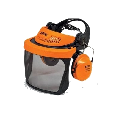 Ochranný štít s chrániči sluchu STIHL G500